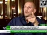 The French Sociologist Alain Soral Tell The Truth On TV