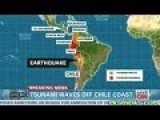 TSUNAMI WARNING ISSUED FOR ALL OF LATIN AMERICA'S PACIFIC COAST! 8.2 EARTHQUAKE HITS CHILE