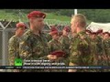 Training To Become Russian Special Forces Spetsnaz