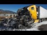 Truck Crashes And Road Accidents