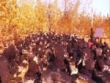 Training Camp Al-Farouq Of Jihadists In Syria