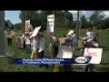 Thousands Of Market Basket Workers Rally Because It Feels So Good
