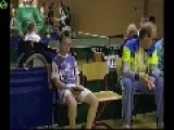 Table Tennis Player Gets His Minute Of Fame - Thuglife