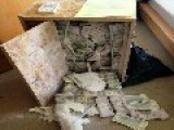 TV Crew Finds $8.5million Hidden In A Wooden Box In London Apartment While Filming Reality Show About Bailiffs