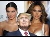 Trump Womanizer Plays Who Would You Rather? & Rates This Girls