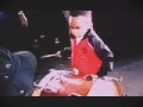 The YOUNGEST Ferguson MO Protester Chanting AND Beating A Drum!!!!