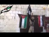 The Islamic State Getting Rid Of The Palestinian Flag!