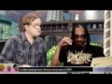 The Trailer Park Boys Smoke Blunts With Snoop Dogg