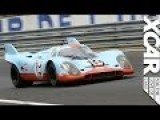 The History Of Porsche At Le Mans