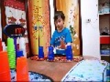 This Kid Can Stack Cups Crazily Fast