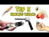 TOP 5 Best Homemade Weapons