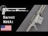 The Barrett M82A1 Isn't A Sniper Rifle