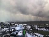 Time-Lapse Of Buffalo Lake-Effect Snowstorm