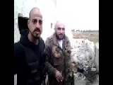 Two Pathetic Syrian Fake Gangsters Has Joined The SHEBBEHA Hired Killers Of Dicktator Assad