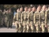 The Ukraine National Anthem - The Ukraine Army Hell March 2015