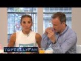 Tim Lovejoy Does Rolf Harris Impression On Sunday Brunch 17.8.14