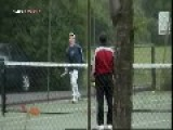 Thatcham Lads Want Some Game Of Tennis
