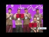 The IRANIAN NUCLEAR BOMB DEVELOPMENT TEAM Gave A Heartwarming CONCERT In The Capital Today