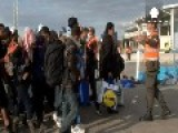 Two Young Austrians Offer Refugees Ticket To Ride