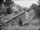 Testing Heavy Tank Mobility
