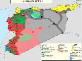 The Latest Situation Graphic Shows Just How Little Of Syria Is Still In The Hands Of The Assadist Gangs