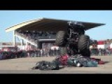 The Dutch Monster Truck That Crashed In Haaksbergen