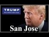 Trump Rally San Jose CA 6 2 2016 LIVE!!!