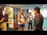 Tim Sharky Rampage At Pattaya Thai Police Station LOL