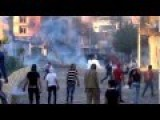 Turkish 2a37 Kurds Heavy Clash With Local Police, Protest Over Kobani