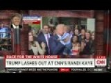 Trump Mad Reporter Shows How Empty Rally Seats Were
