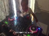 The Two-Year-Old DJ Prodigy Is Back With A New Challenge!