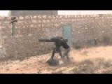 The Iranian Giraffe Loses Tank From TOW-2 ATGM