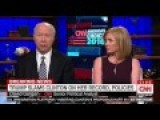 Trump's Latest Clinton Attack Leaves David Gergen Flabbergasted: 'This Was A Slanderous Speech'