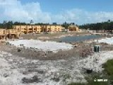 Time Lapse Apartment Complex Under Construction - Port Orange, Florida