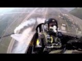 Turkish 4-Star General Flying F-16 Solo Display At The Age Of 62