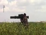 TOW Missile Fired In Idlib