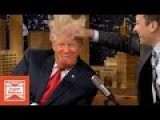 Trump And Jimmy Fallon Are Best Buddiues Parody