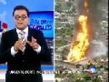 Tanks Explode In Brasil