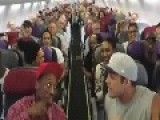 The Lion King Australia Cast Sing Circle Of Life On Flight Home From Brisbane