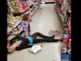 Toddler Tries To Wake Mom From Apparent Overdose At Family Dollar Store