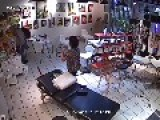 Tattoo Parlour Assault On Asian Lady