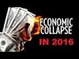The Biggest Economic Collapse In 2016 Cointans Donald Trump
