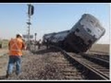 Train Crash Test Compilation