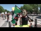 Thousands Protest GMOs In DC March Against Monsanto