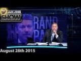 The Alex Jones Show - Full Episode - War On Freedoms Through Cashless Society - 08 28 2015