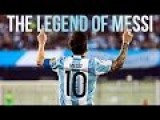 The Legend Of Lionel Messi - Leaving Argentina