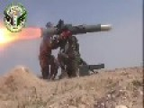 Two New Angles Of Explosive TOW Attacks In Khan Shaykhun HD