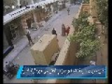 Terrorist Bomb Attack In Alexandria, Egypt Captured On CCTV