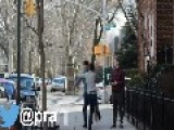 Tripping People In The Hood Prank!
