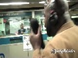 The Creepiest Reggae Singer In The NYC Subway System